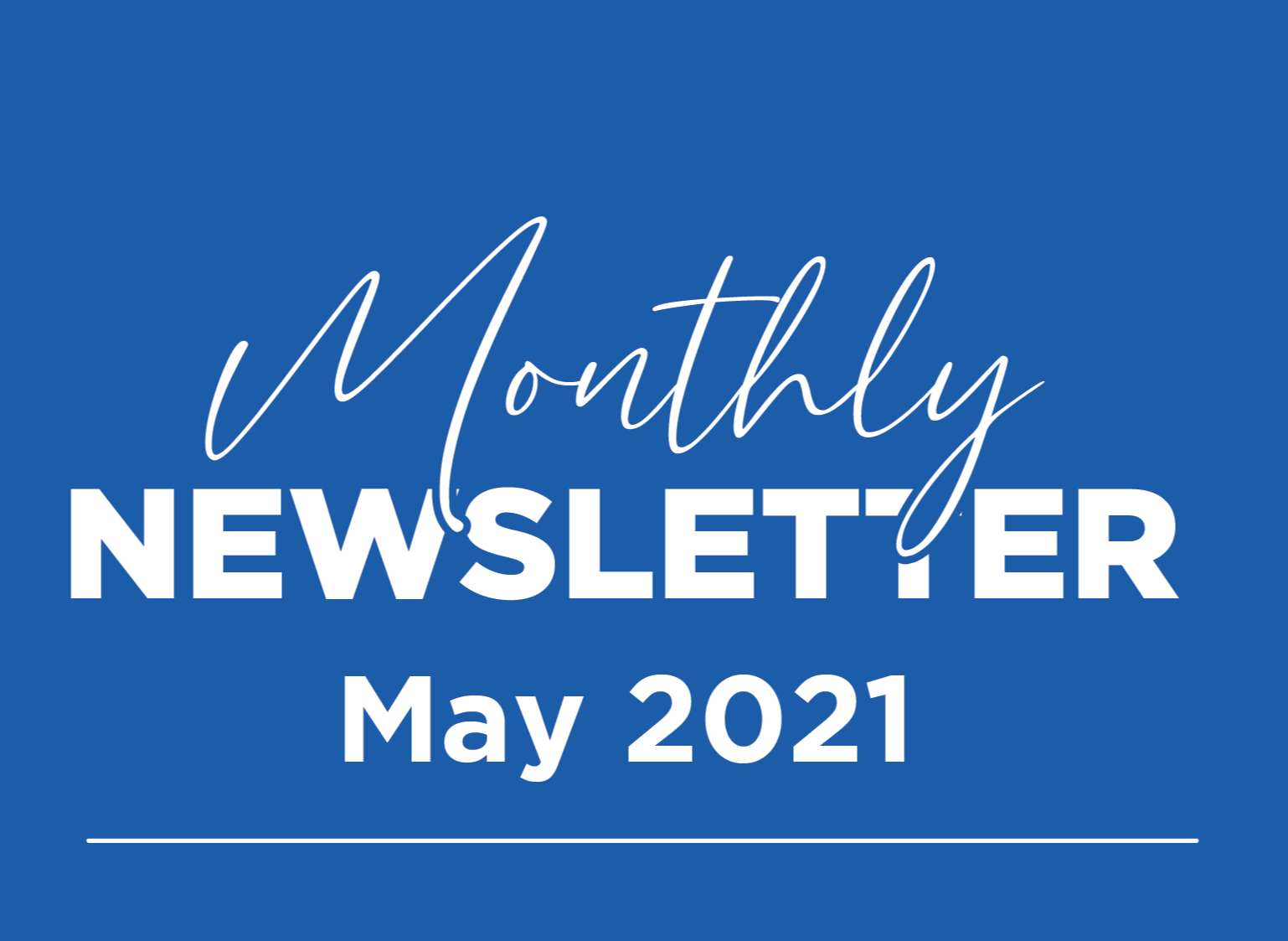 National Military Family Association May Newsletter