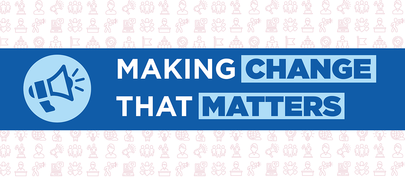 Making Change That Matters - Home