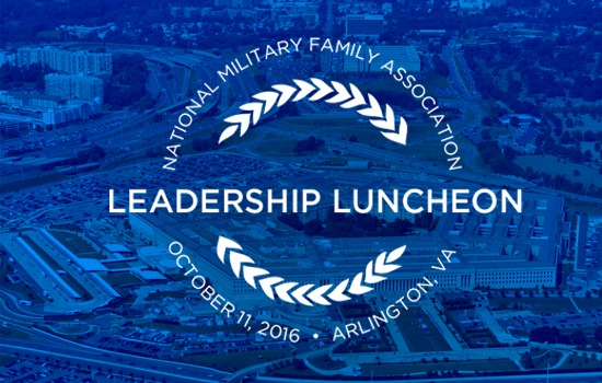 National Military Family Association Recognizes Two Champions of Military Families