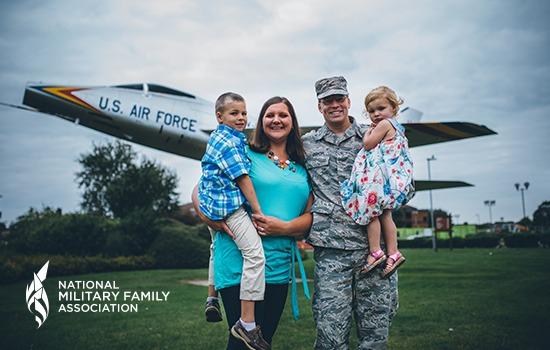 Military Families: We Appreciate You!