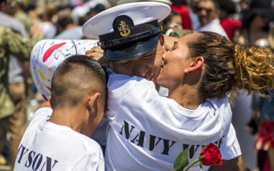 It's the Most Wonderful Time of the Year: Military Family Month!