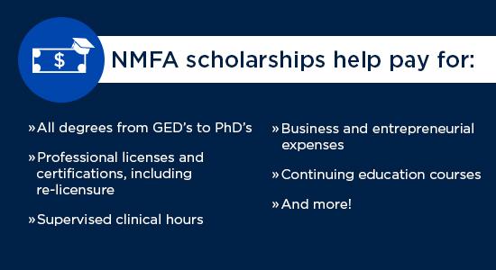 NMFA Scholarships