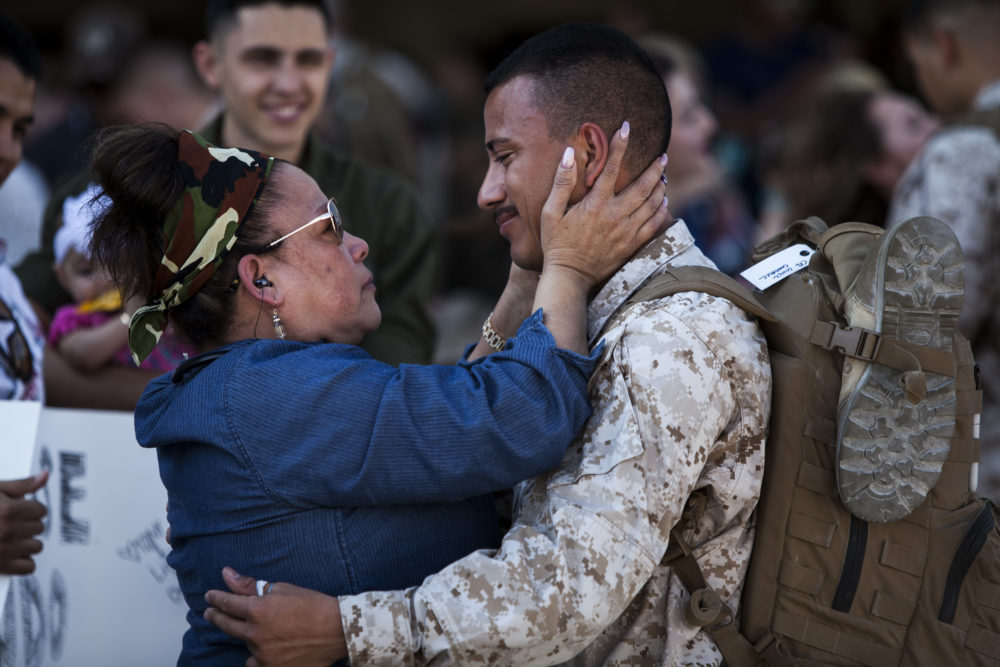 The First Deployment: We'll Get Through It Together