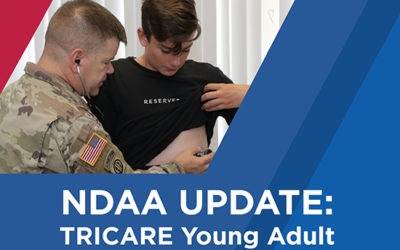TRICARE Young Adult Fix Excluded From NDAA