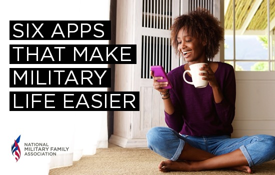 Military Life? There's An App for That!