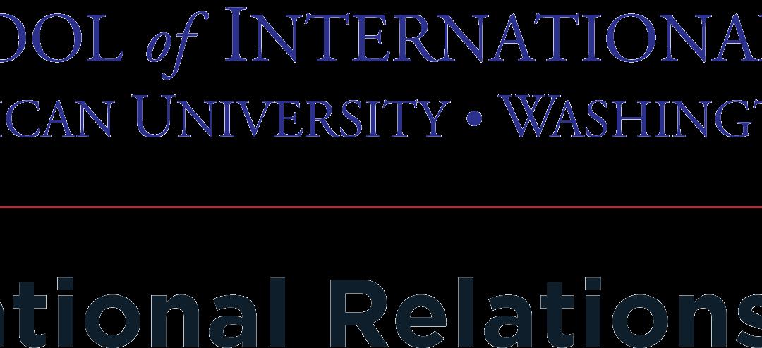 American University International Relations