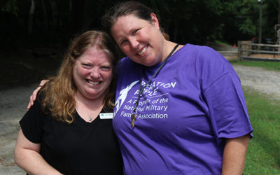 Going Purple for A Week with an Operation Purple Camp Nurse