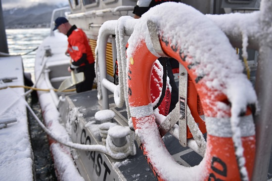 National Military Family Association Calls on Washington to Pay the Coast Guard During Government Shutdown
