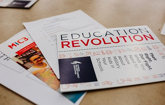 Education Revolution - Booklets