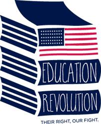 Education Revolution logo