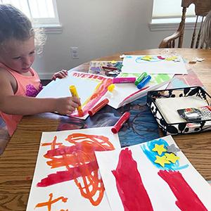 Junior-flag-craft