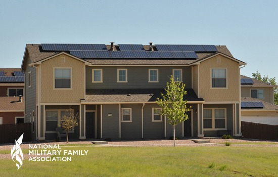 NMFA Calls on Congress to End Substandard Military Housing