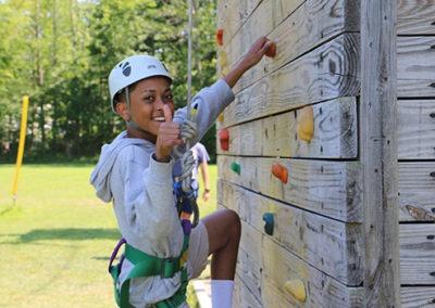 OPC wall climbing 550
