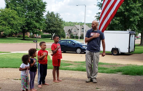 Thousands of Military Families Participate in Operation Purple at Home Virtual Camp