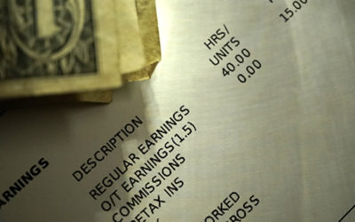 That Payroll Tax Deferral Is Not Free Cash. Save the Money!