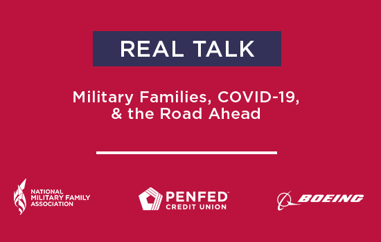 Real Talk: Military Families, COVID-19, & The Road Ahead