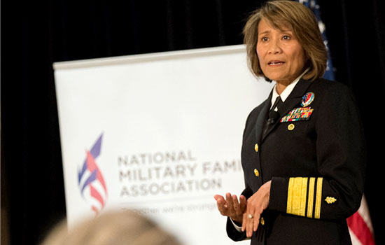 NMFA Welcomes Vice Adm. Raquel Bono to its Board of Governors