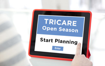 It's Almost TRICARE Open Season. Start Planning Now.