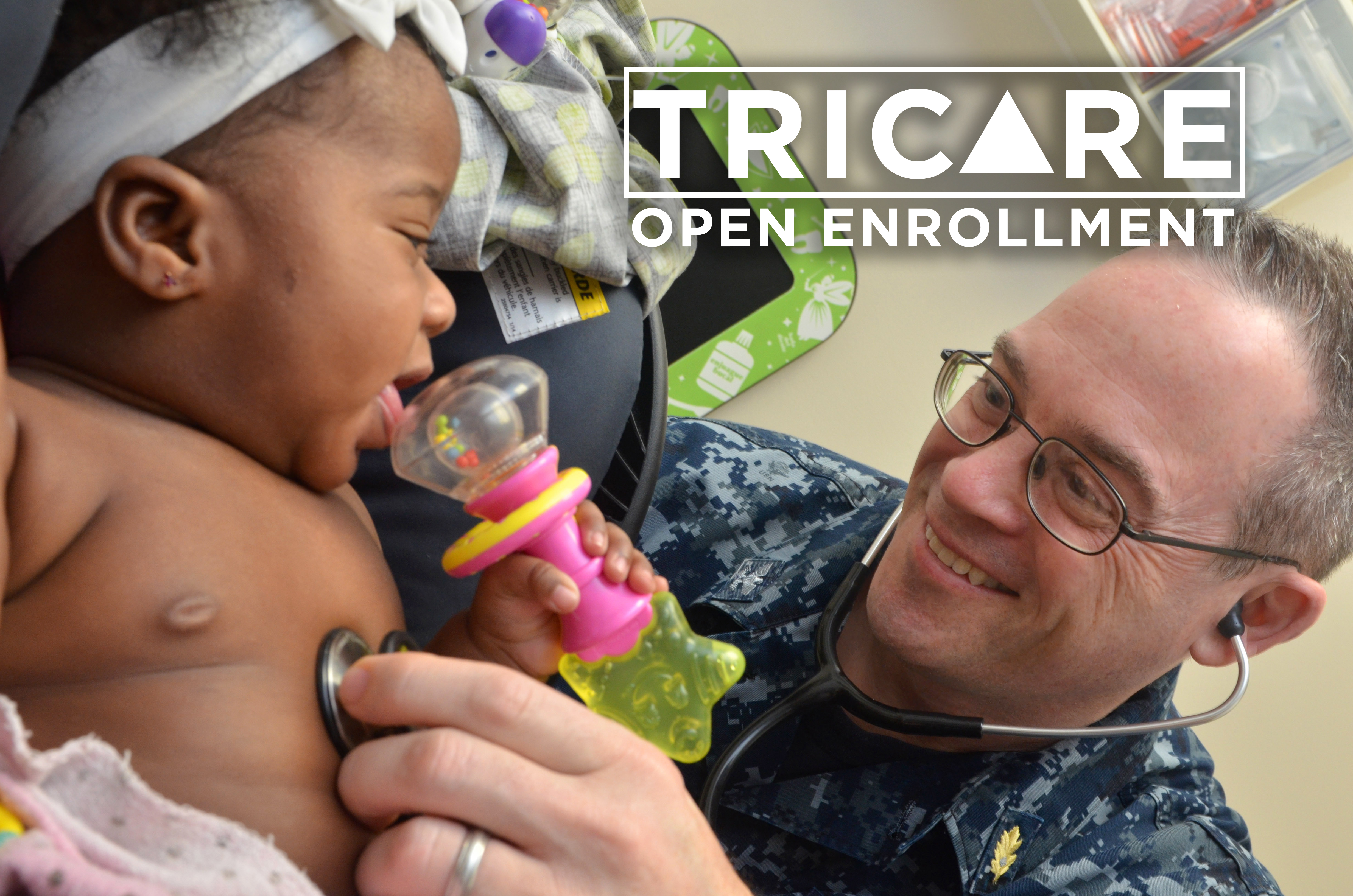 Don't Get Locked In: TRICARE's First Ever Open Enrollment Period Begins November 12