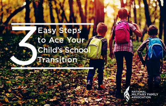 3 Easy Steps to Ace Your Child's School Transition