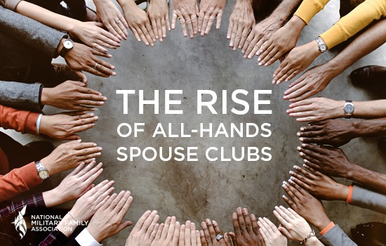 One Team One Fight: The Rising Trend of the All-Hands Spouse Clubs
