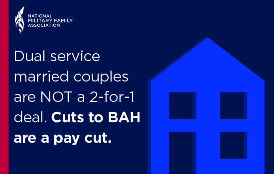 Changes to BAH will Penalize Married Couples & Smart Money Choices