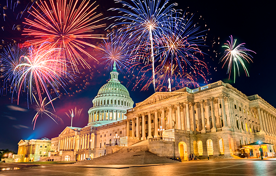 "3 Reasons to Stay Home and Watch ""A Capitol Fourth"""