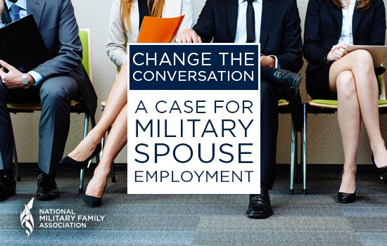 Change the Conversation and Hire Spouses