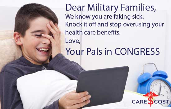 Fact or Fiction: Are You Overusing Military Health Care?