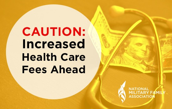 Military Families Will Pay More Money for Healthcare…Again.