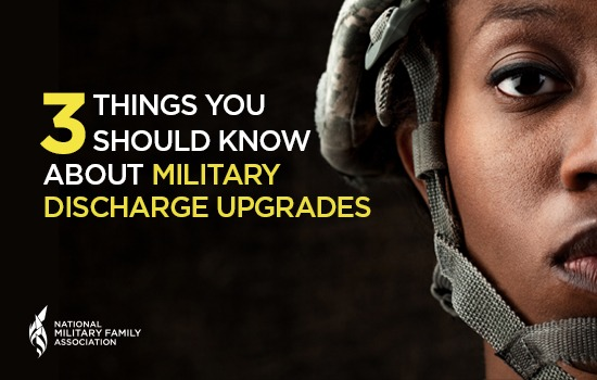 Military Discharge Upgrades: 3 Things DoD Wants You to Know