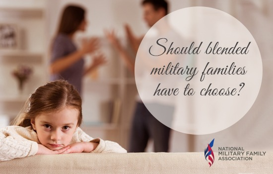 Military Child Custody: Should Parents Have to Choose Between Spouse or Child?