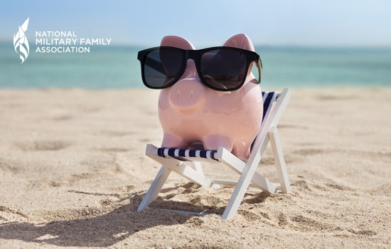 Military Family Vacation? Don't Get Nickel-and-Dimed
