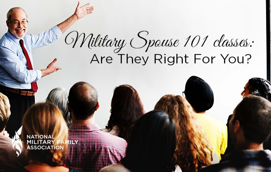 Military Spouse 101 Classes: Do They Really Help?