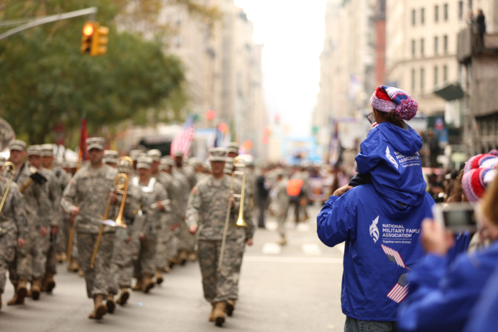 5 Ways to Show Veterans and Their Families They're Appreciated This Veteran's Day