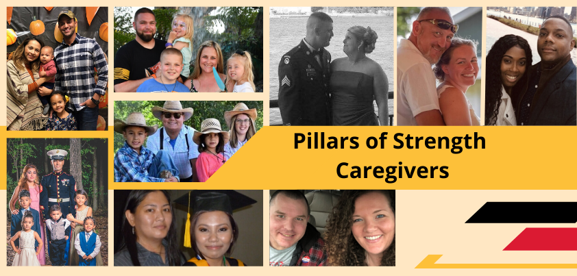 Nine Caregivers of Wounded Warriors Awarded 2020 Pillars of Strength Scholarships