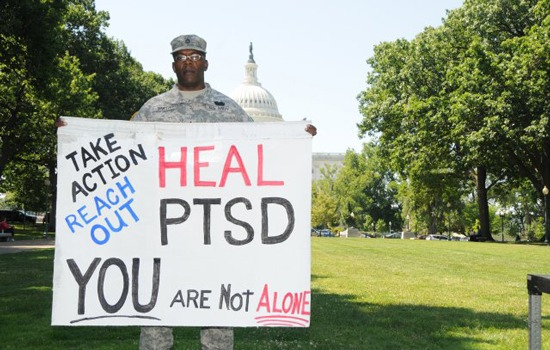 Is PTSD Affecting YOUR Family?