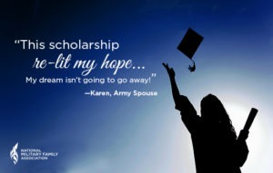this scholarship re-lit my hope nmfa scholarship