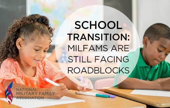 School Transition Roadblocks and Who's Fixing Them