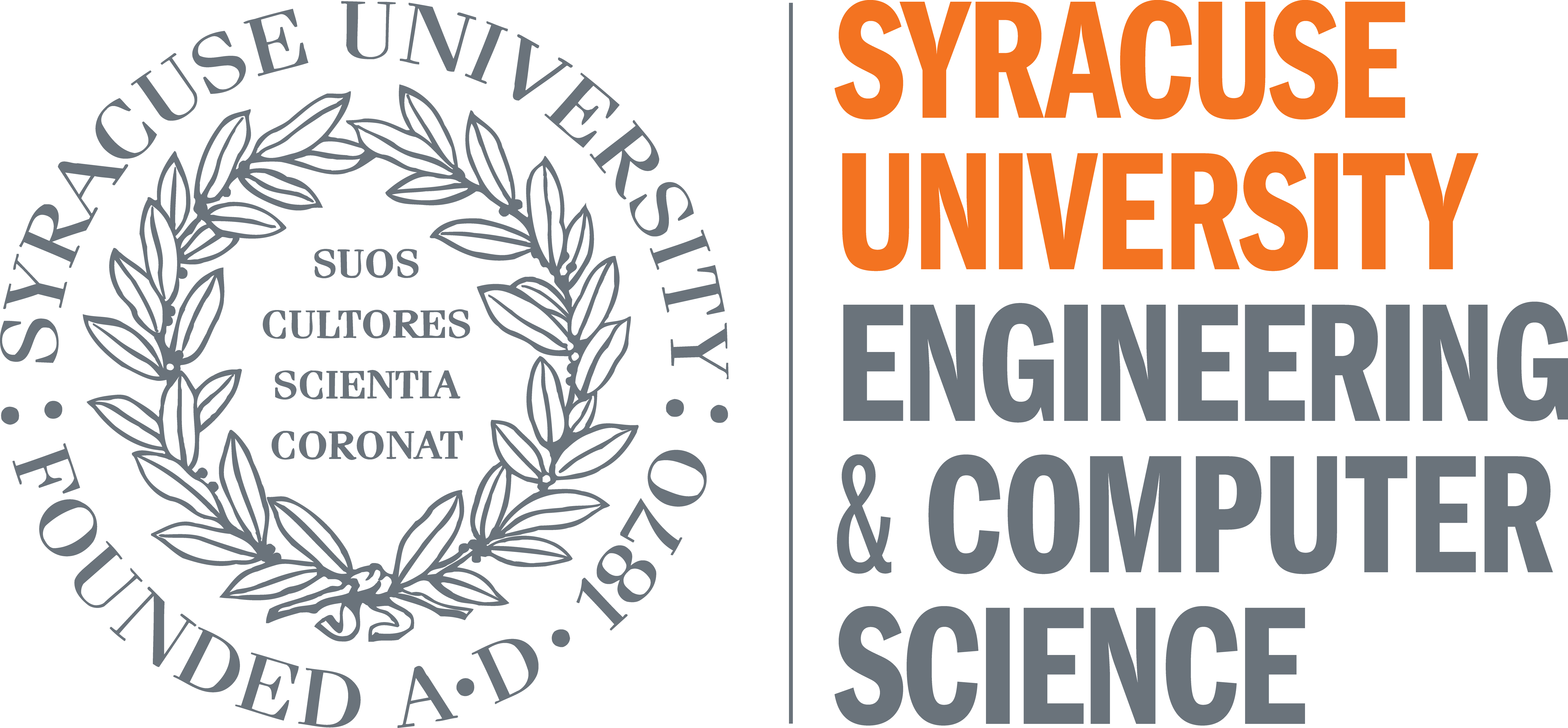 Syracuse University Engineer + Computer Science