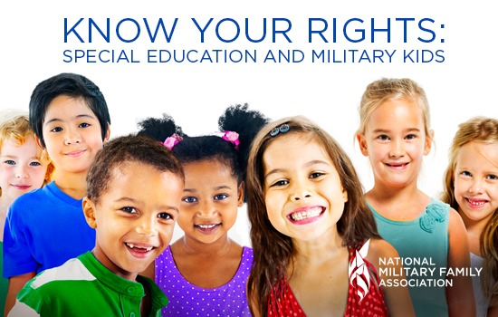 Know Your Rights: Special Education and Military Kids