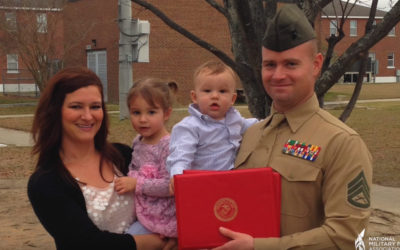 Military Family Appreciation Month: Meet the Stewart Family