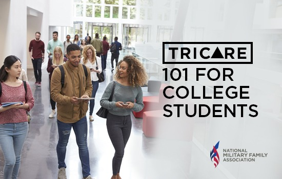 Tricare for College Kids 101