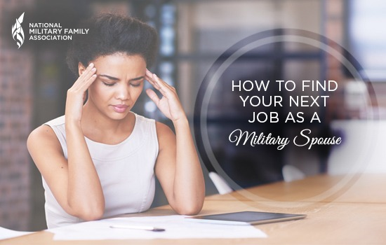 Find Your Next Job as a Military Spouse