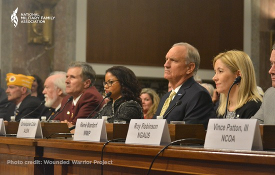 NMFA Supports WWP and Others at Annual Senate Committee Hearing